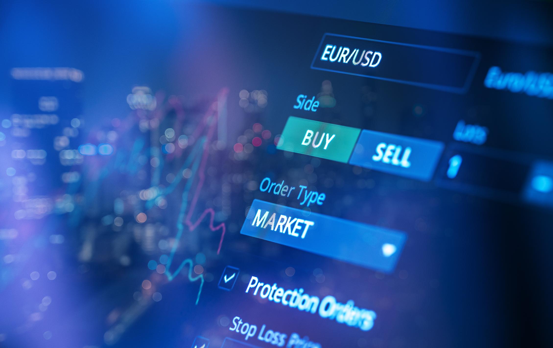 ¿Cómo hacer una orden de mercado?