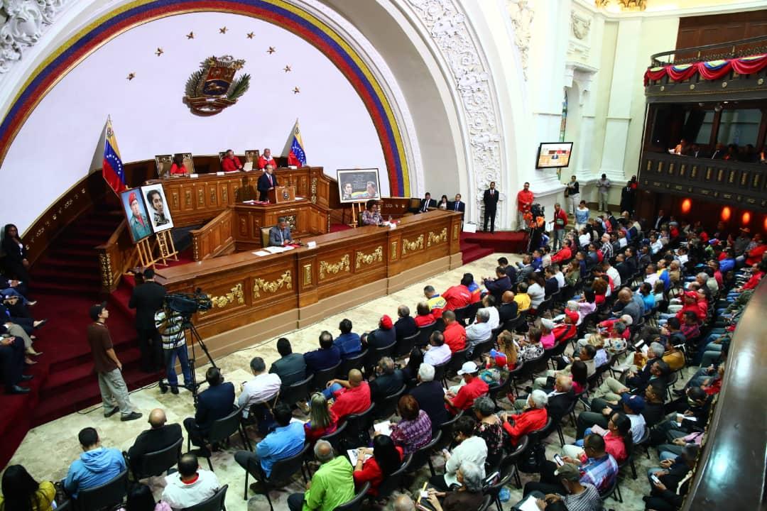 ANC decretó Sistema Integral de Criptoactivos en Venezuela