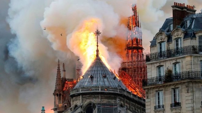 Bitcoiners donarán BTC para reconstruir Notre Dame