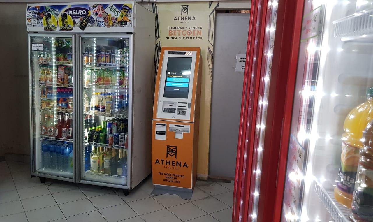 Cajero de Bitcoin 24 horas se estrena en Argentina