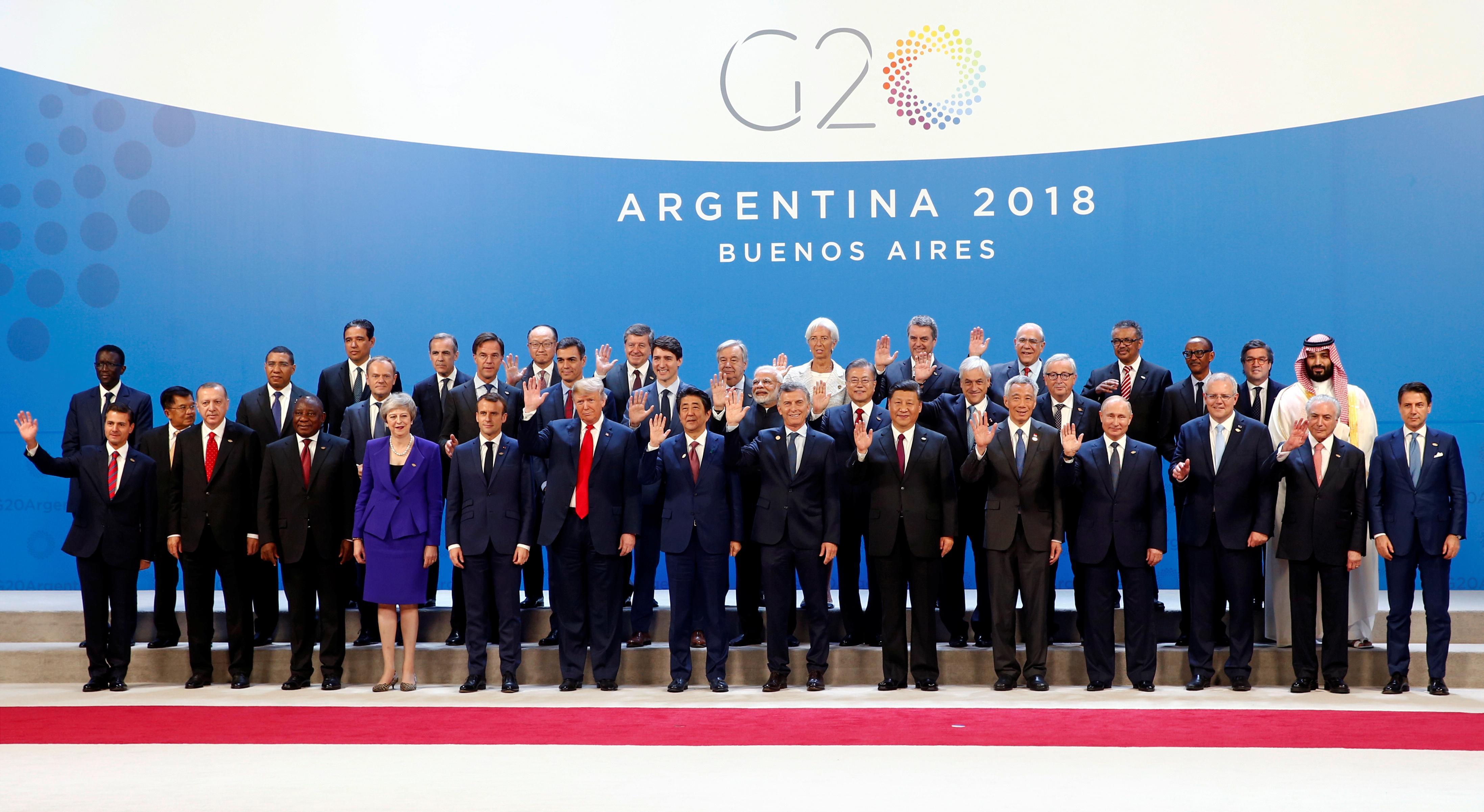 G20 se reunirá para establecer reglamento de criptos