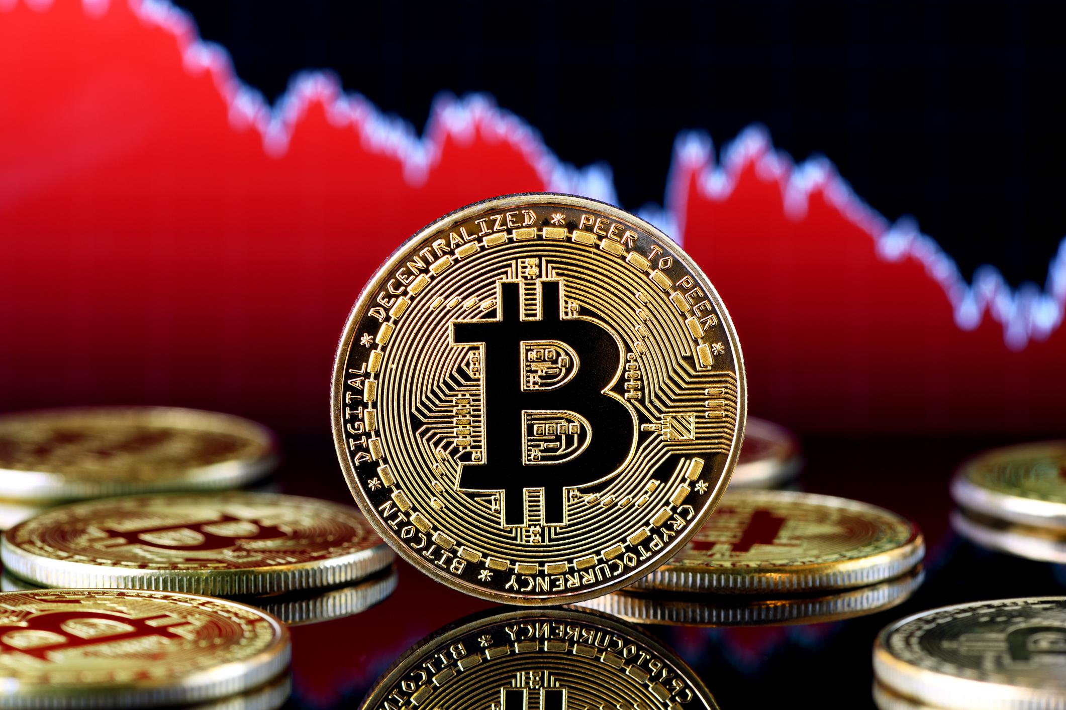Mercado cripto cae por demanda Bitfinex y Tether
