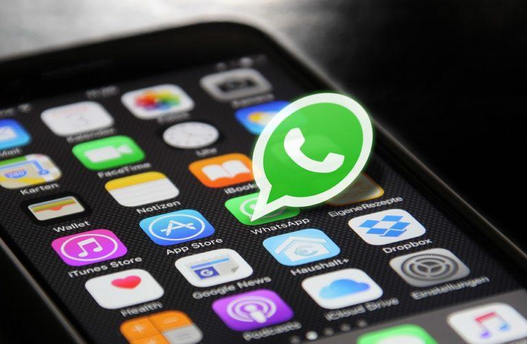 enviar criptomonedas por Whatsapp