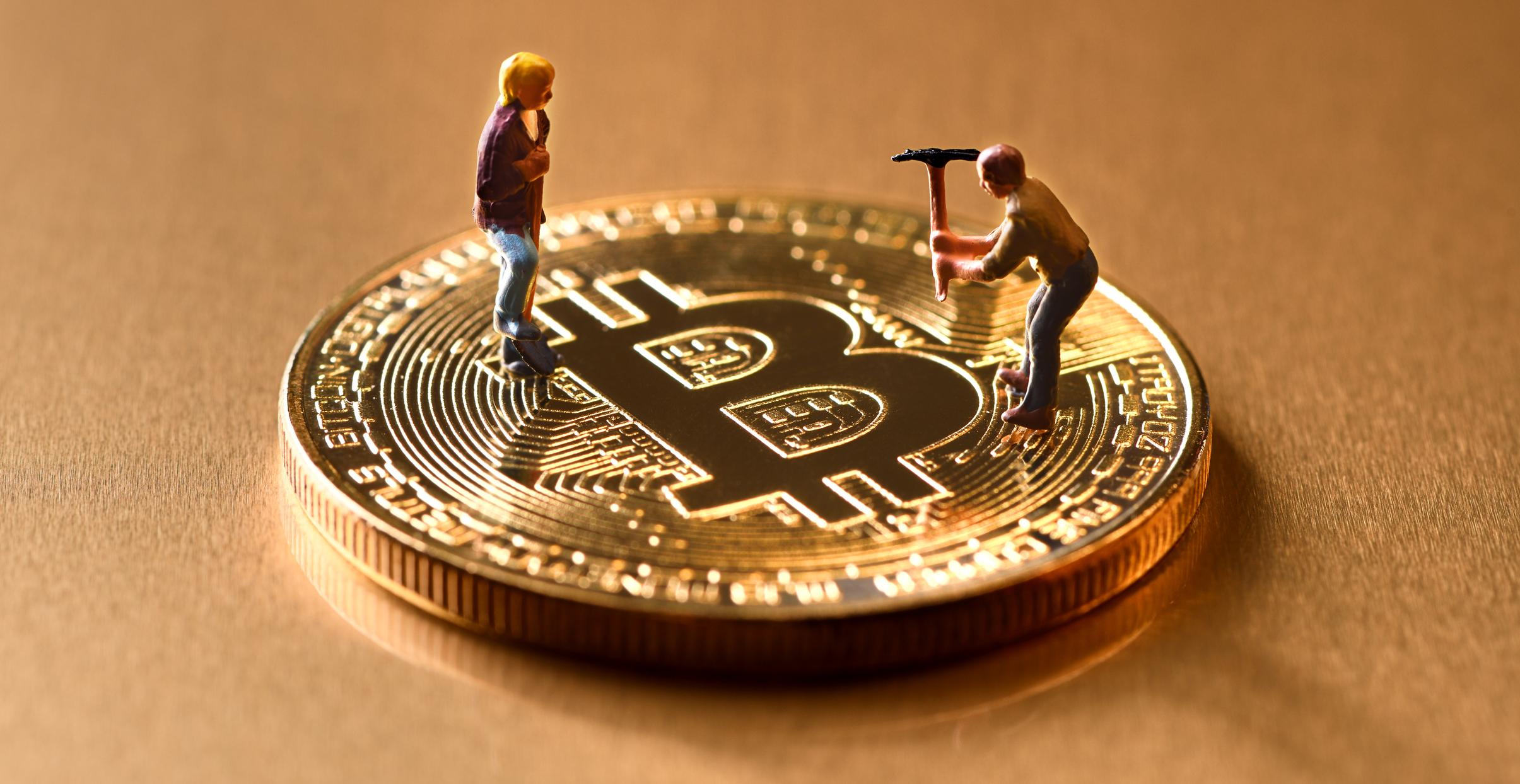 Minar bitcoins llegó a su record de dificultad máximo