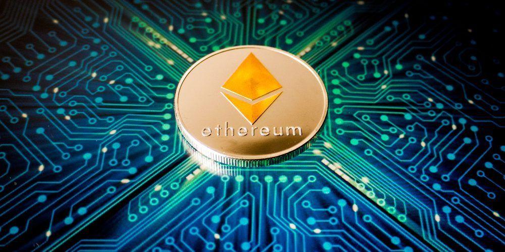 Ethereum vale 85% menos que en 2018