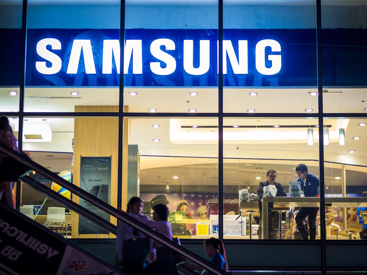 Samsung lanza versión beta de su proyecto blockchain para móviles